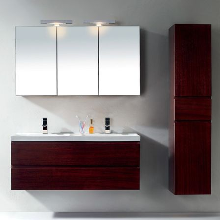 Six lighting concepts for bathroom mirrors pros and cons - designer bathroom mirrors