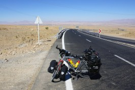 From Erzurum to Tashkent by Bicycle
