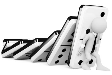 domino effect - World Executives Digest