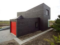 Modern Brick House Design, Comfort and Minimalist in Style ...
