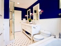 How to Refreshing Bathroom Using Color Combination ...