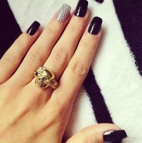 32 Simple And Cute Nail Art Designs | World inside pictures