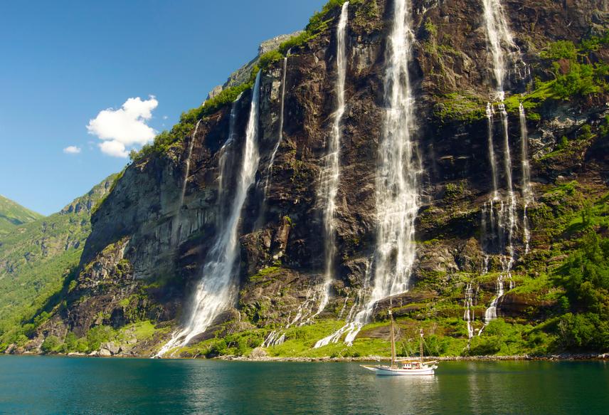 Fjord Landforms