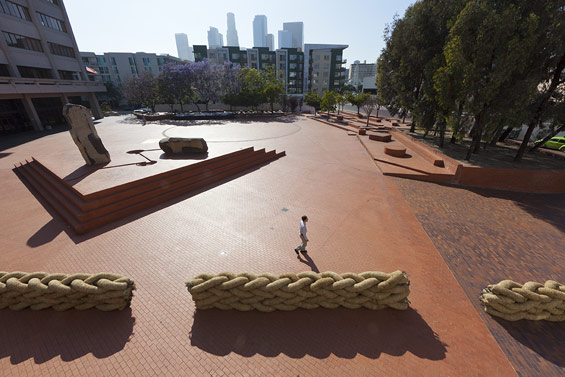 Los Angeles Landscape Architects Ojama | Los Angeles Usa | Ahbe Landscape Architects