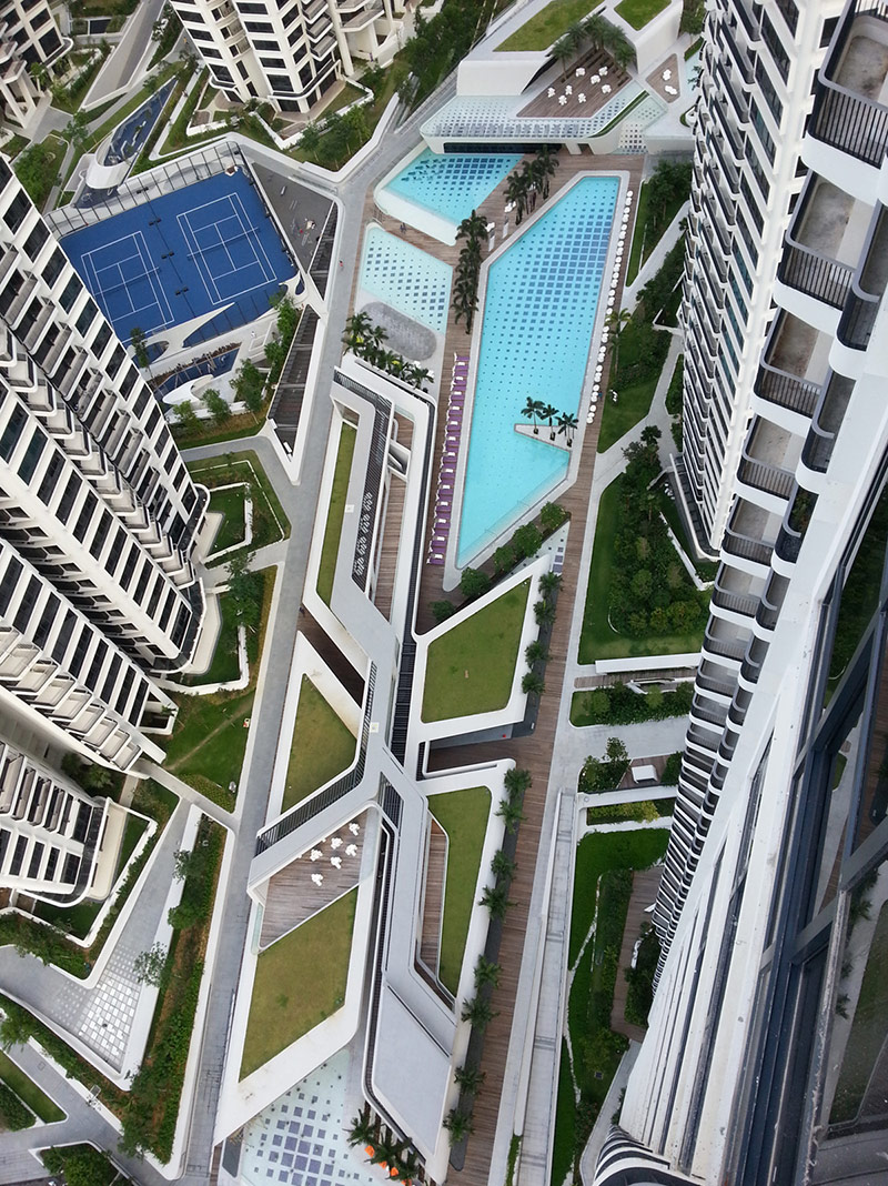 D Leedon Singapore Icn Design