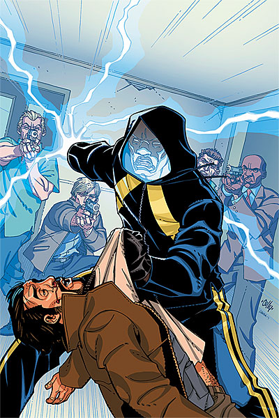 Black Lightning to the CW  Static Shock