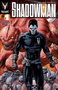 Shadowman#1 cover