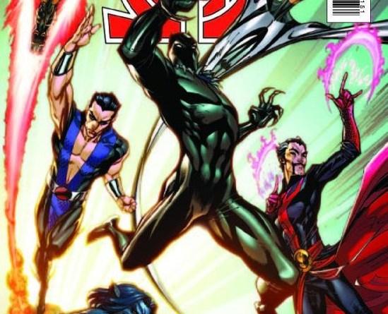 New Avengers (2013) 1