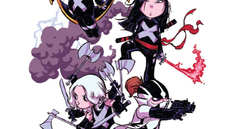 Uncanny X-force (2014) #1