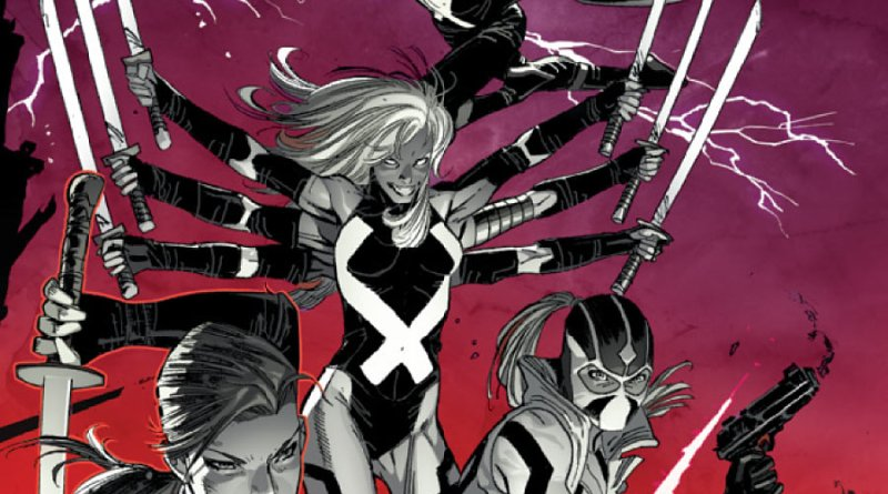 Uncanny X-force (2015) #1