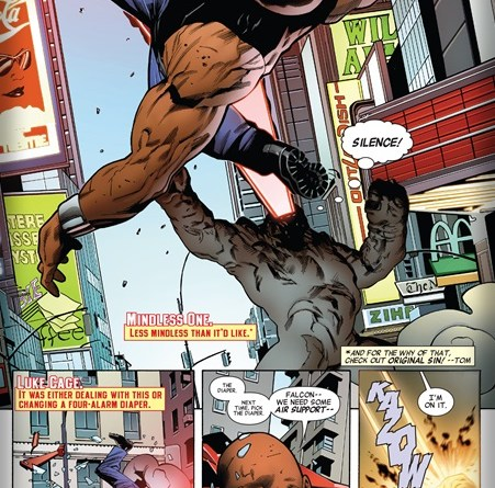 Mighty Avengers #10 2