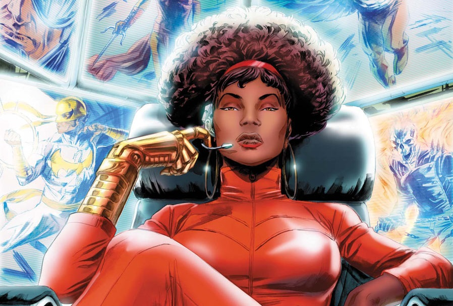 Misty Knight (Character)
