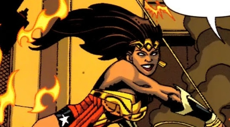 Nubia/Wonder woman (Character)
