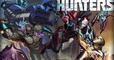 Armorhunters#1