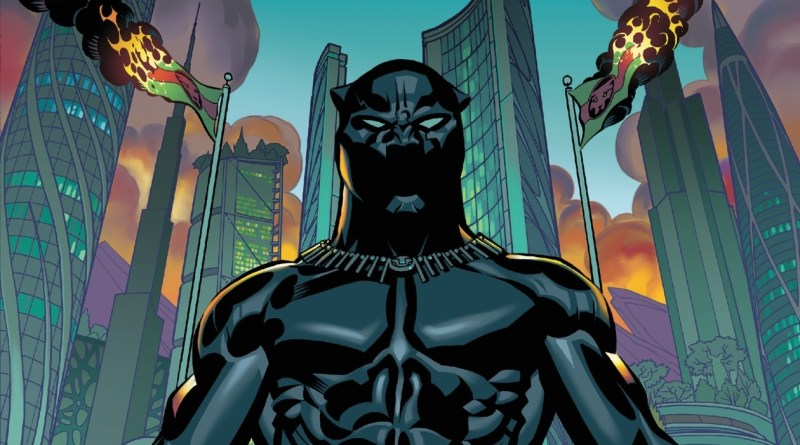 BlackPanther2016#1 review