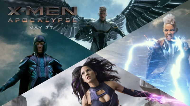 X-men: Apocalypse Unleashes it's Epic Finale Trailer