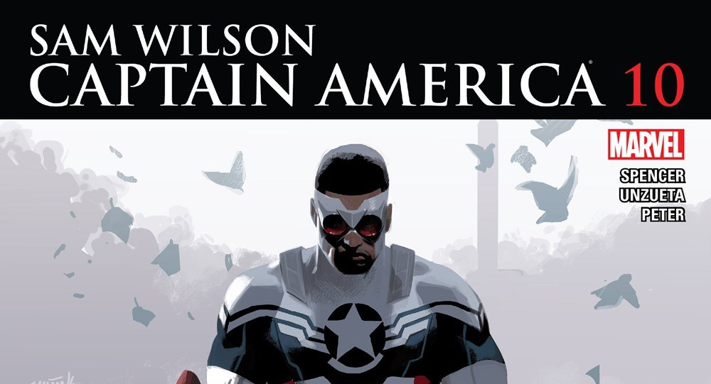 Sam Wilson: Captain America #10 Review