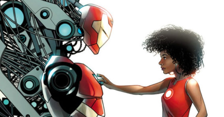 Riri Williams (Character)
