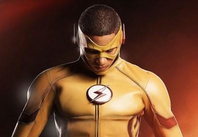 First look at Flash Season 3's Kid Flash!