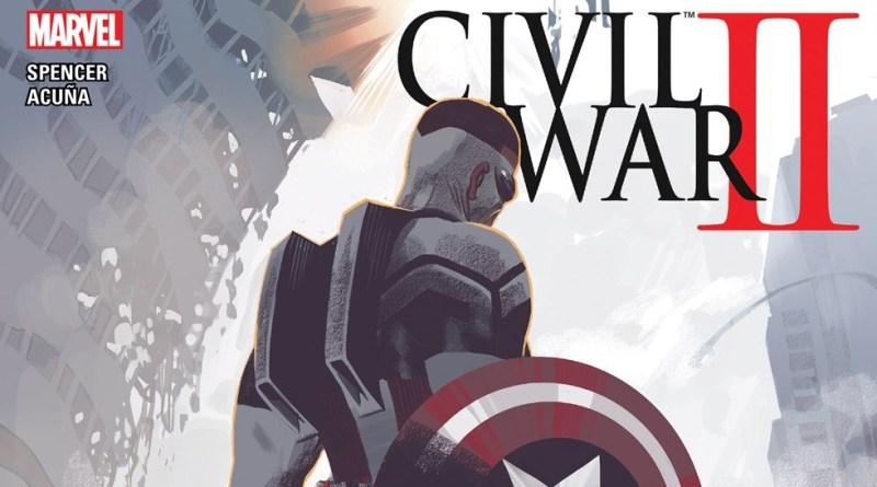 Sam Wilson: Captain America #11 review