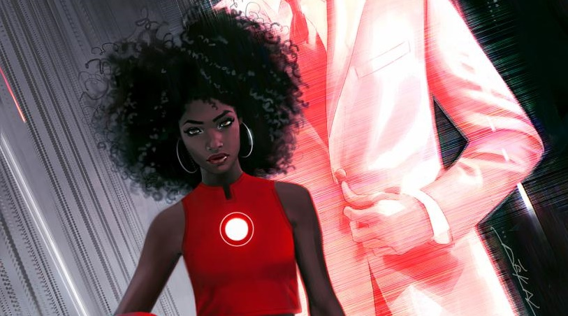 15-Year-Old Black Girl becomes Iron Man!?
