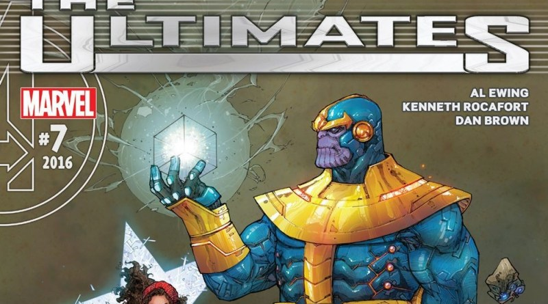 Ultimates (2015) #7 Review