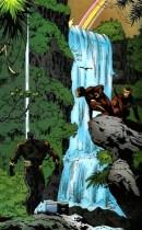 Warrior falls