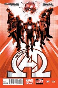 New Avengers 2013 #6 (1)