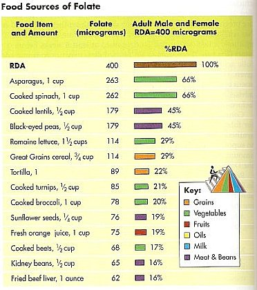foods high in purines chart - Heartimpulsar