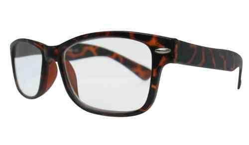 Wayfarer Reading Glasses in Tortoiseshell