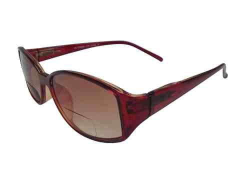 Laylas Bifocal Sunglasses in Brown
