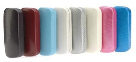 Hard Glasses Case with Specialised Finish