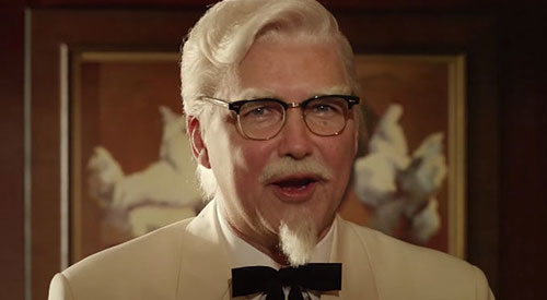 Kfc Commercial 2015 Creepy