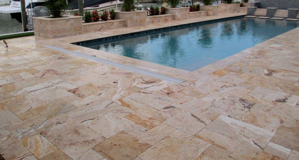 10 Reasons Of Natural Stone Best For Swimming Pool