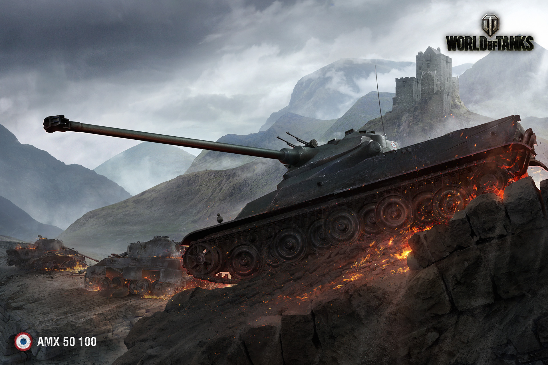 50 100 Wallpaper For March General News World Of Tanks
