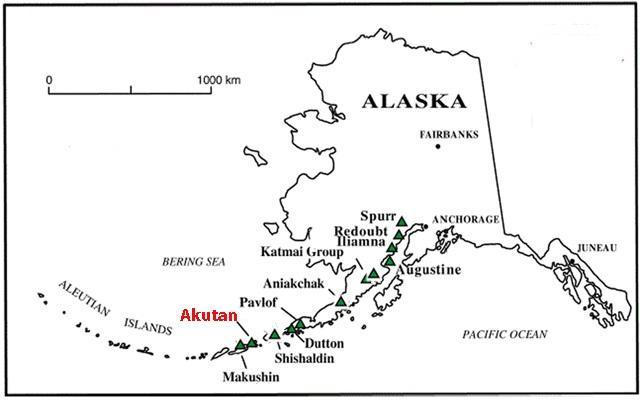 aleutian islands diagram