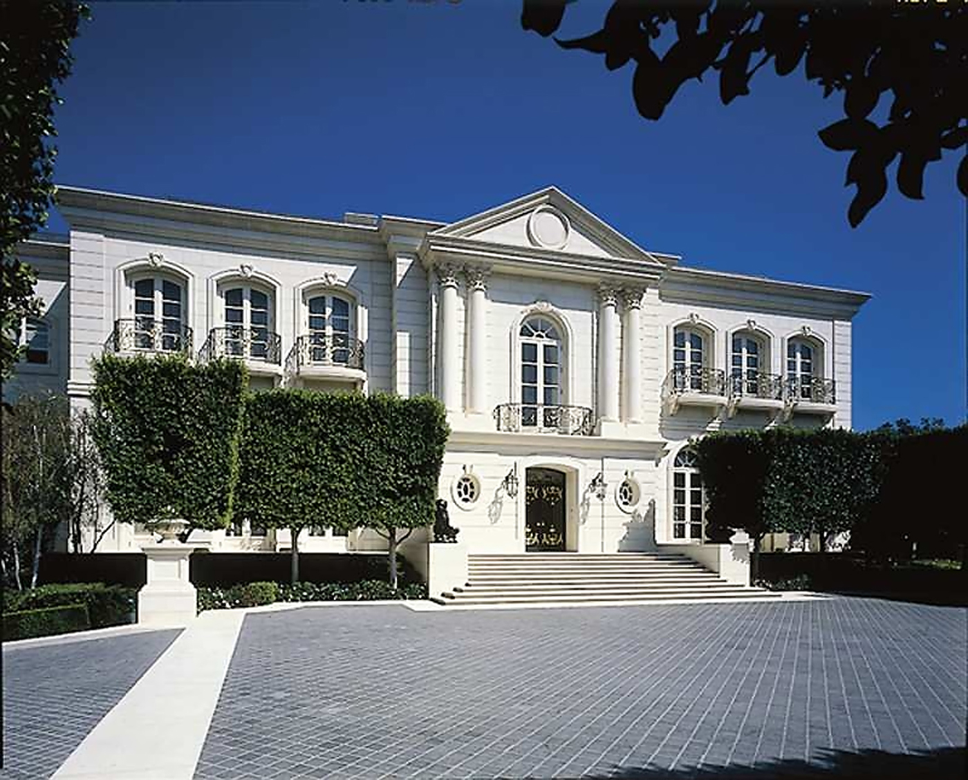 Bel Air Mega Mansion For Sale Adieu To A 40 Million Beauty World Property Journal