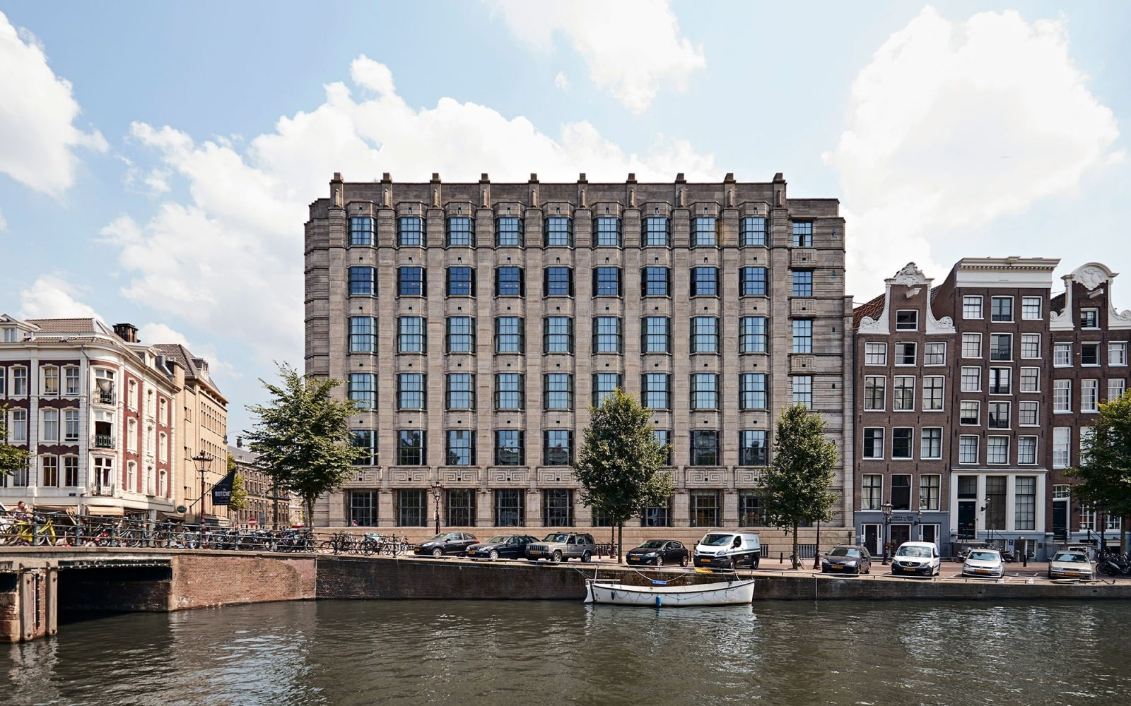 Soho House Amsterdam Soho House Amsterdam Is A Gay And Lesbian Friendly Hotel