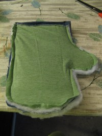 DIY Oven Mitts and Pot Holders | World's End Art and Thrift