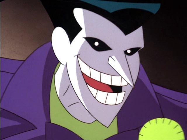 The Joker Animated Wallpaper The World S Finest The New Batman Adventures