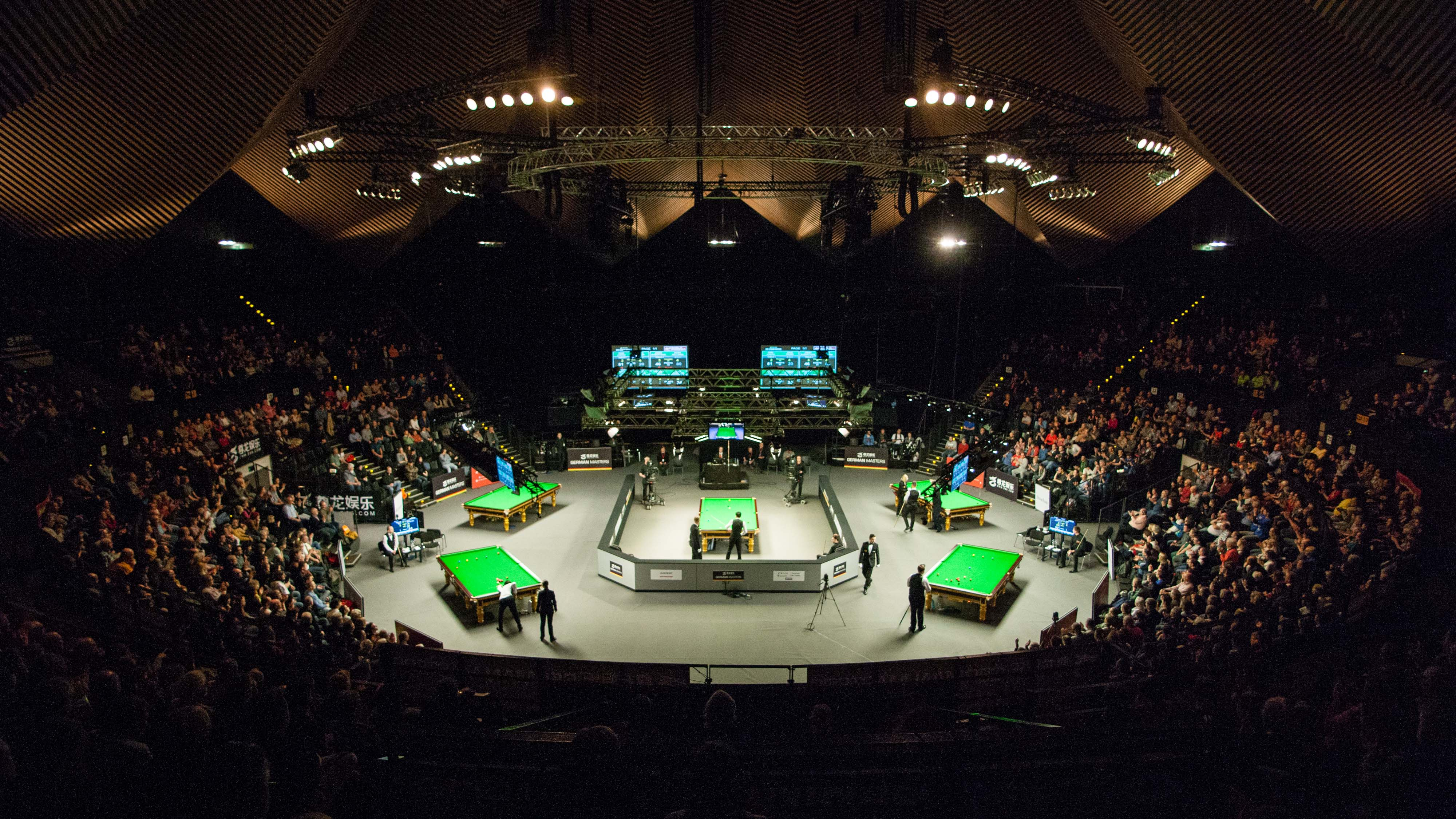 Wss Berlin German Duo Aim To Become Trailblazers World Snooker