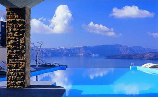 Astarte Suites Hotel Infinity Pool