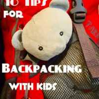 10 Tips for Backpacking with Kids