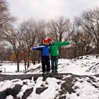 New York Winter on a Tropical RTW