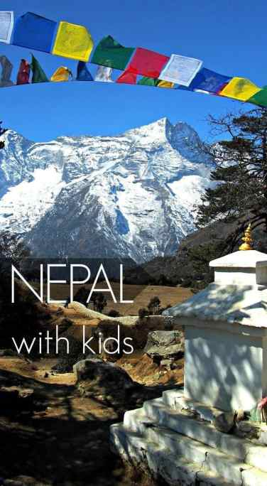 Altitude Attitude And Ailments Nepal With Kids World Travel Family