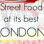 Food in Greenwich, London. Photo Post