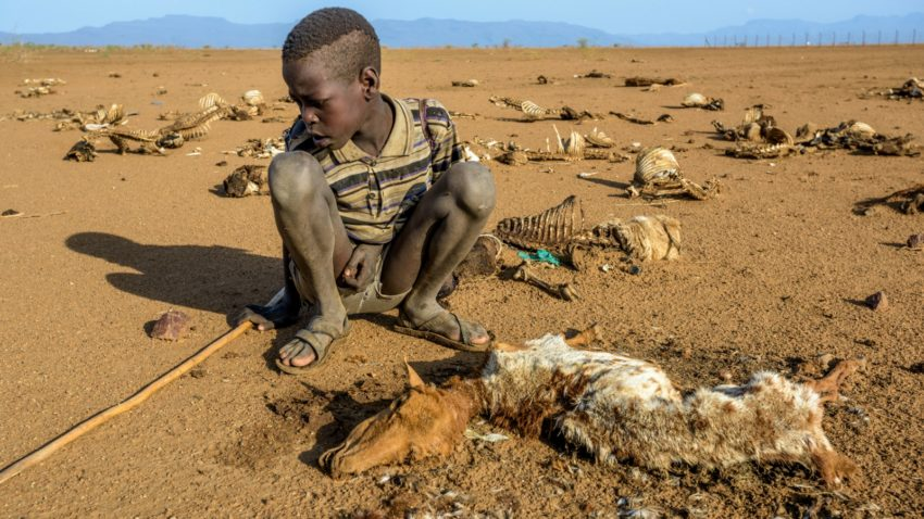 Baby Mobile Stricken Food Crisis In Kenya 5 Signs Of Hunger I've Never Seen