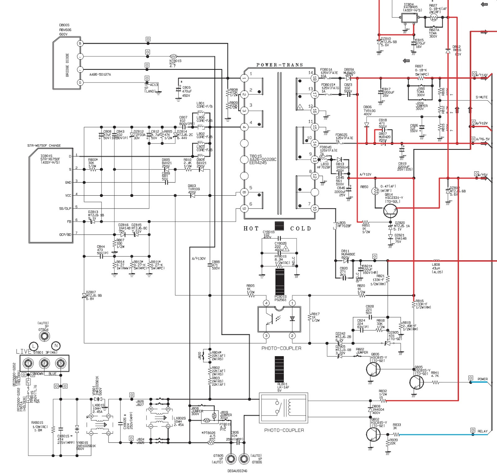 4k wiring diagram