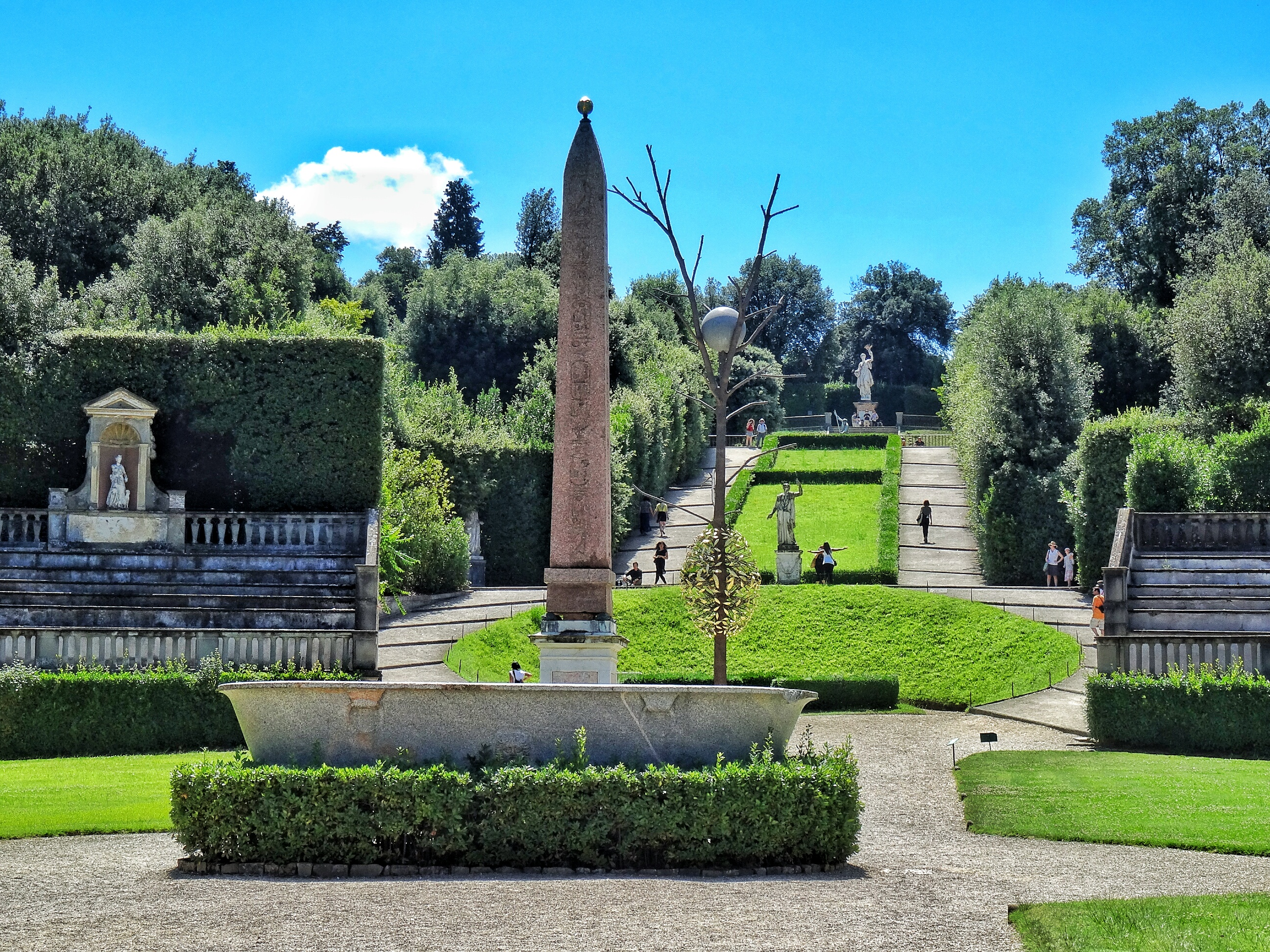 Giardino Firenze Boboli Garden Escape The Crowds At Firenze World Wanderista