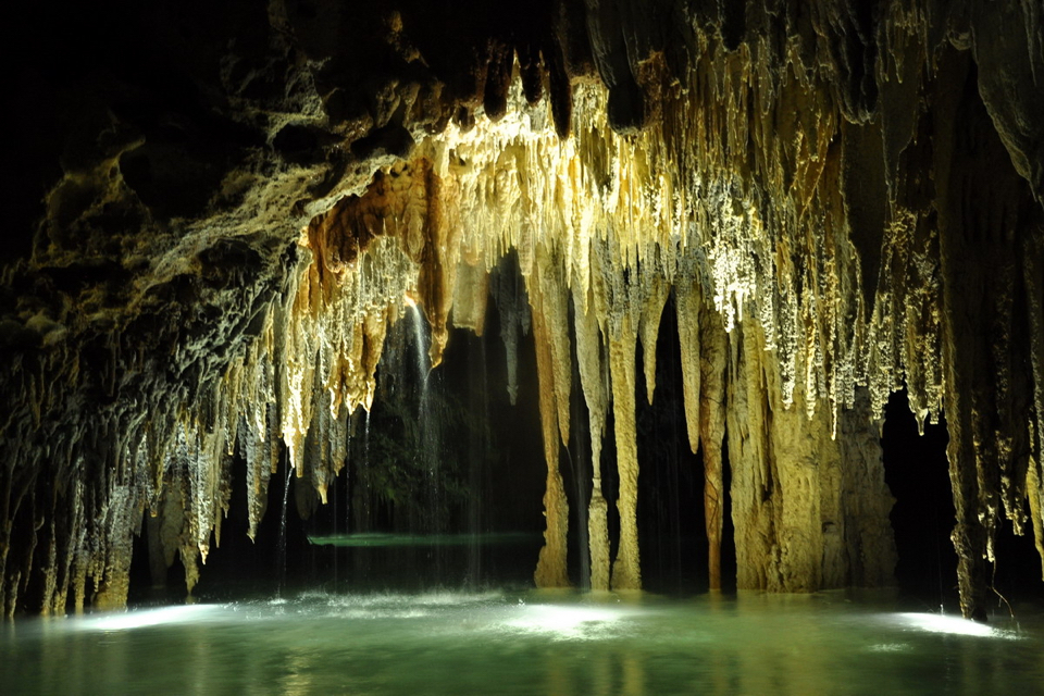 Discover Rio Secreto Riveria Maya1
